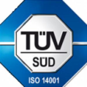 Certificazione UNI EN ISO 14001 del proprio sistema di Gestione per l'ambiente;