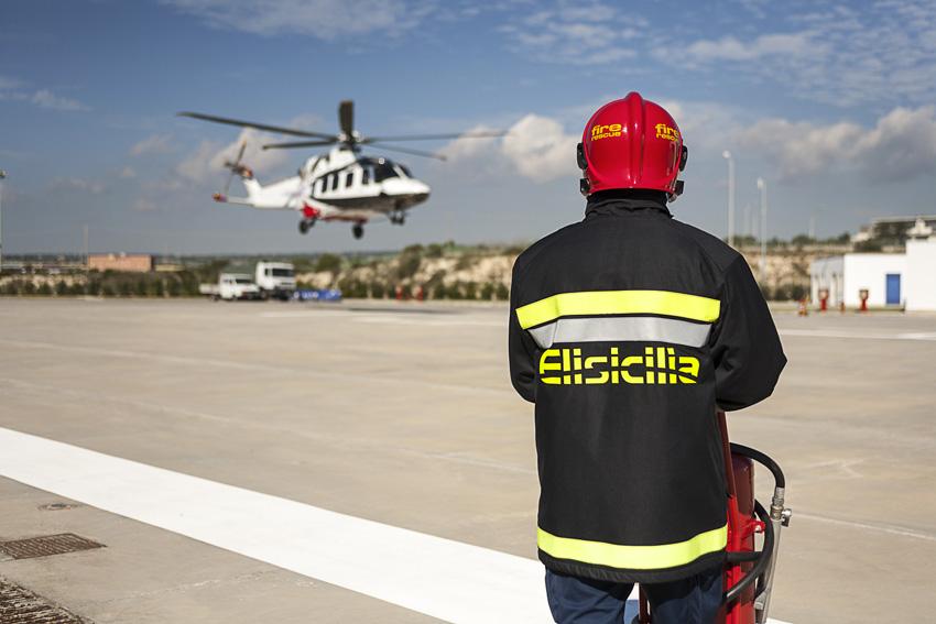 Dal suolo al cielo Elisicilia garantisce la sicurezza antincendio